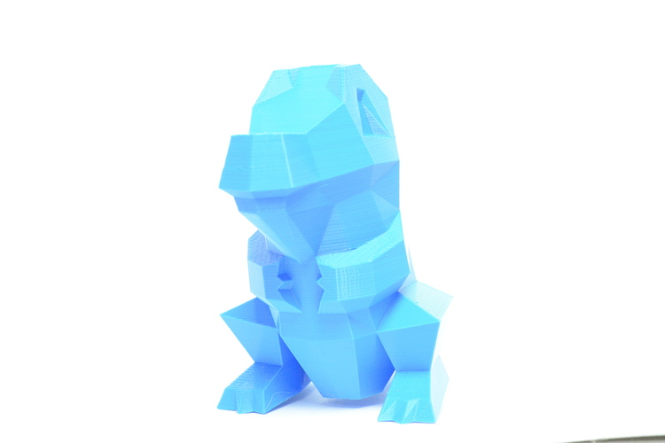 Low Poly Pokemon  3D Print 18194