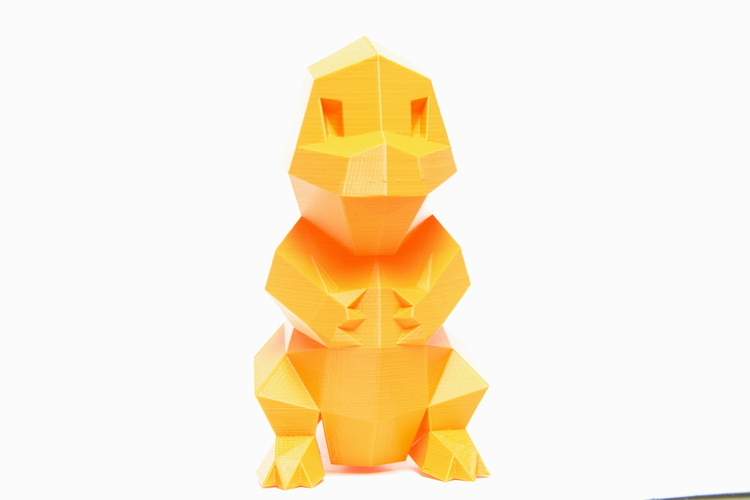 Low Poly Pokemon  3D Print 18197