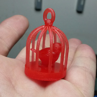 Small Bird Cages  3D Printing 18288