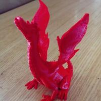 Small Adalinda: The Singing Serpent 3D Printing 18409