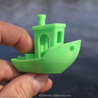 Small #3DBenchy - The jolly 3D printing torture-test 3D Printing 185