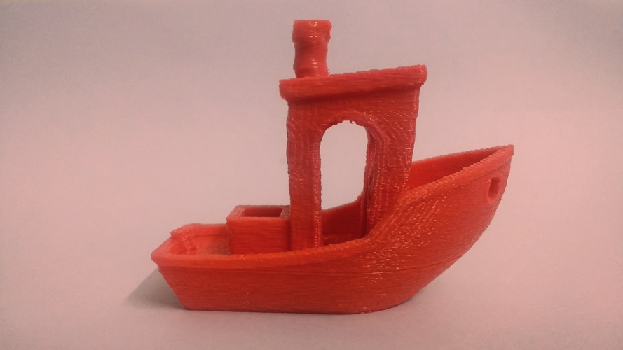 #3DBenchy - The jolly 3D printing torture-test 3D Print 18545