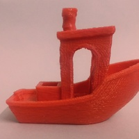 Small #3DBenchy - The jolly 3D printing torture-test 3D Printing 18545