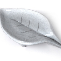 Small Leaf: Self-Draining Soap Dish 3D Printing 18560