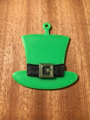 St. Patricks Day Ornaments 3D Print 18649