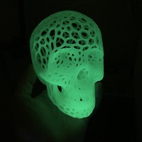 Small Skull lamps - Voronoi Style 3D Printing 18727