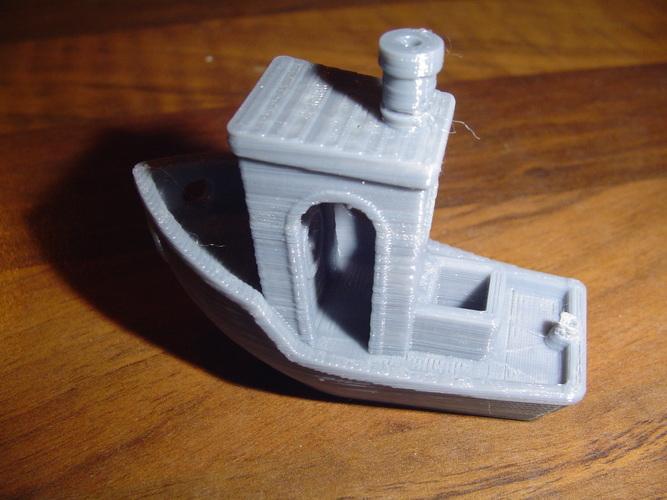 #3DBenchy - The jolly 3D printing torture-test 3D Print 18753