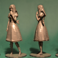 Small Alice - Madness returns 3D Printing 18786