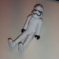 Small Stormtrooper 2.0 3D Printing 18886