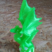 Small Aria The Dragon (for dual extrusion) 3D Printing 18901