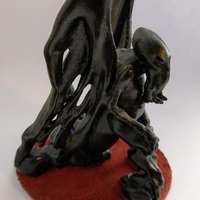 Small Star Spawn of Cthulhu 3D Printing 18942