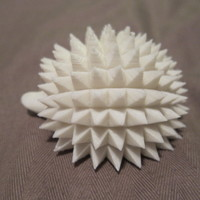 Small Hedgehog Forte 3D Printing 1895