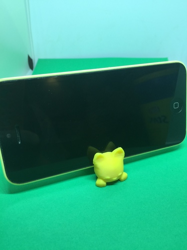 Keichain / Smartphone Stand Cat 3D Print 19008