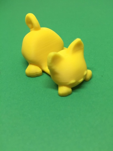 Keichain / Smartphone Stand Cat 3D Print 19009