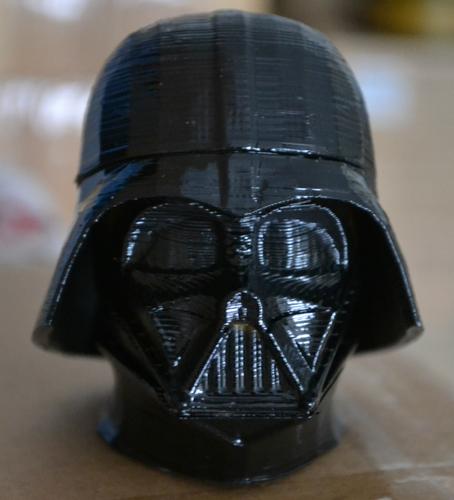 Darth Vader bust - Easy print 3D Print 19034