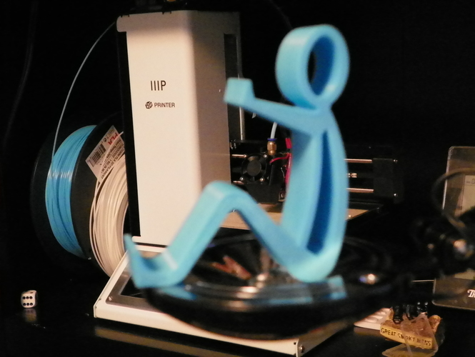 Phone holder Phone stand 3D Print 19125