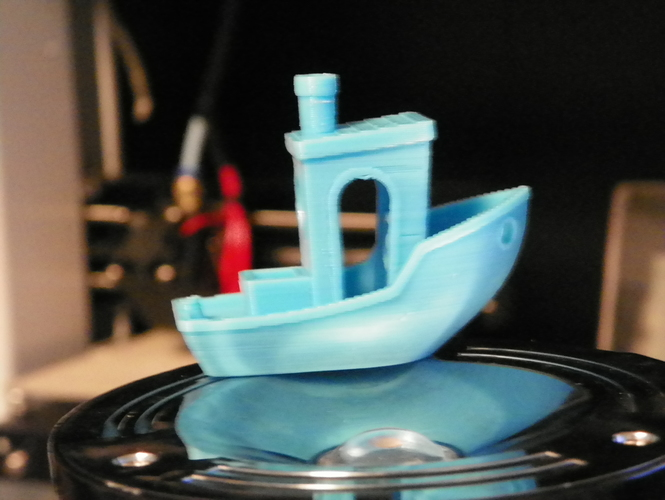 #3DBenchy - The jolly 3D printing torture-test 3D Print 19128