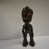 Small I am Baby Groot 3D Printing 19286
