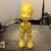 Small I am Baby Groot 3D Printing 19412