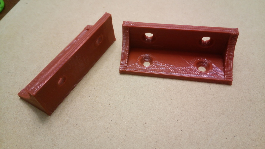 Shelf bracket / brace 3D Print 19450