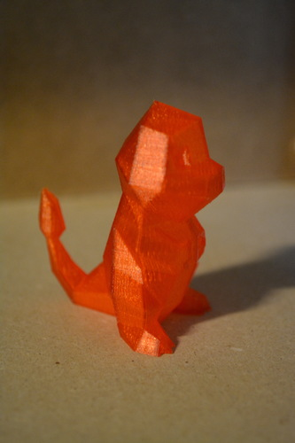 Low Poly Pokemon  3D Print 19545