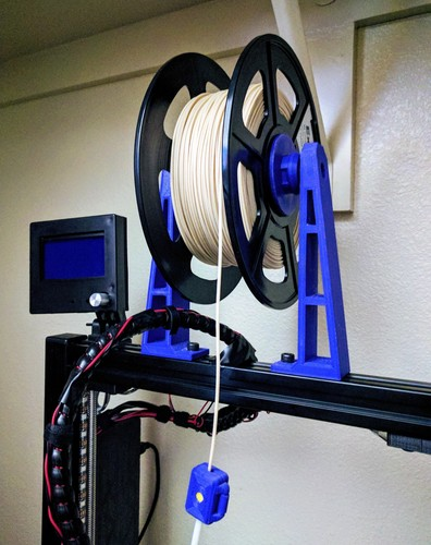 Ultimate Ball Bearing Spool Holder 3000 3D Print 19558