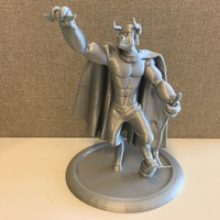 Small Mr. Hærry Tauren Pose 1 3D Printing 19615