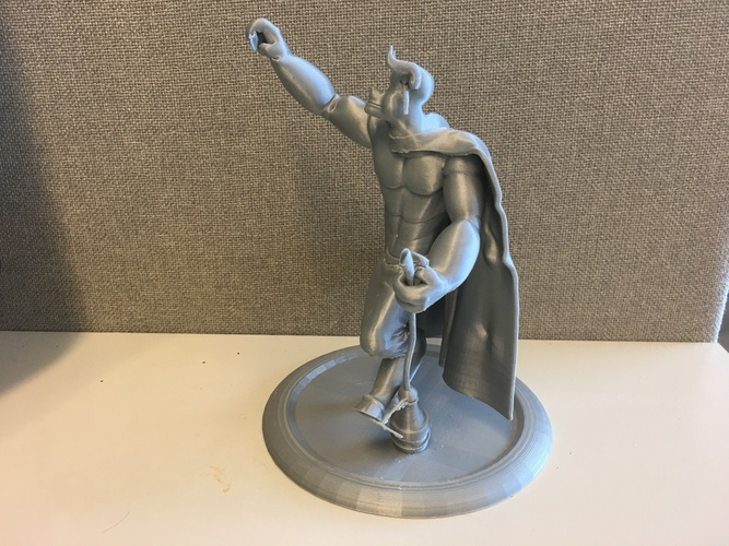 Mr. Hærry Tauren Pose 1 3D Print 19616