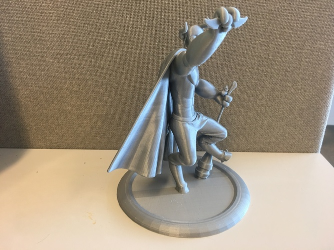 Mr. Hærry Tauren Pose 1 3D Print 19618