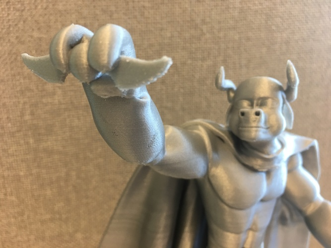 Mr. Hærry Tauren Pose 1 3D Print 19620