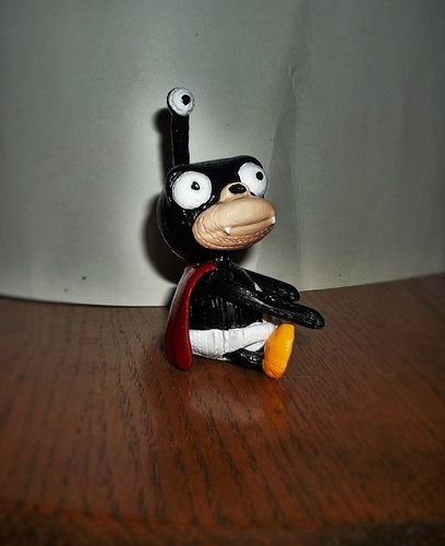 Lord Nibbler Articulated 3D Print 19658