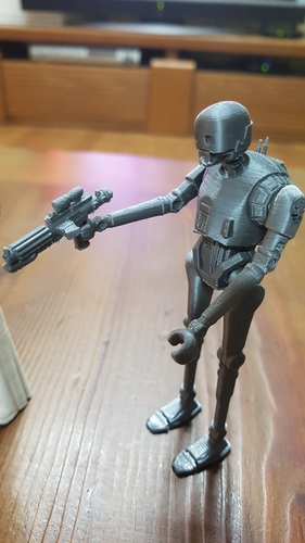 K-2S0. Improved version 3D Print 19935