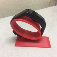 Small Wristwatch stand (1) 3D Printing 20043