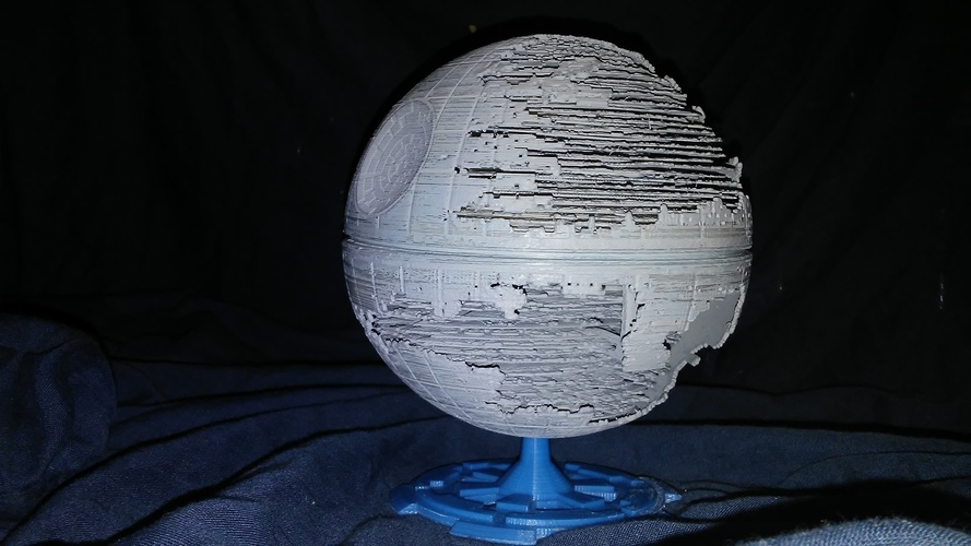 Star Wars Death Star 3D Print 20082