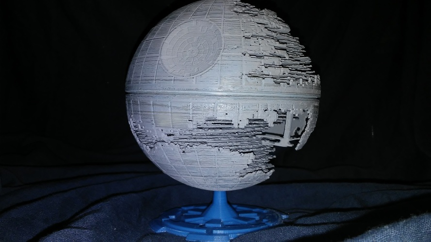 Star Wars Death Star 3D Print 20084