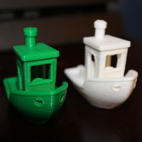 Small #3DBenchy - The jolly 3D printing torture-test 3D Printing 20300