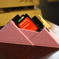 Small SD Card Mountain 3D Printing 20305