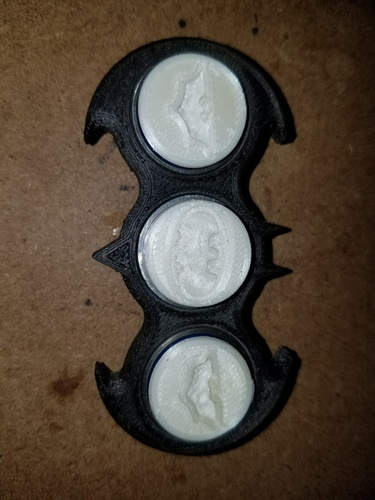Batman Spinner 3D Print 20382