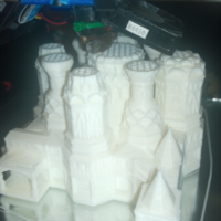 Small St. Basil's Cathedral 3D Printing 2050