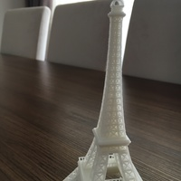 Small Eiffel Tower #SeeTheWorld 3D Printing 20671