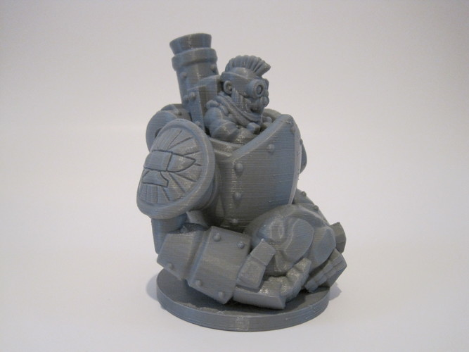 Dwarfclan Stonethrower (18mm scale) 3D Print 20704