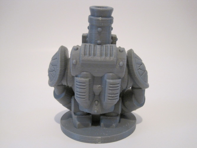 Dwarfclan Stonethrower (18mm scale) 3D Print 20705