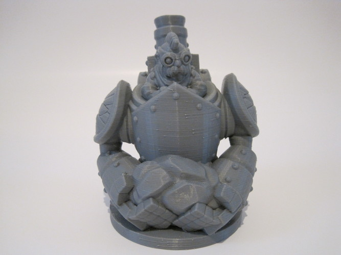Dwarfclan Stonethrower (18mm scale) 3D Print 20707