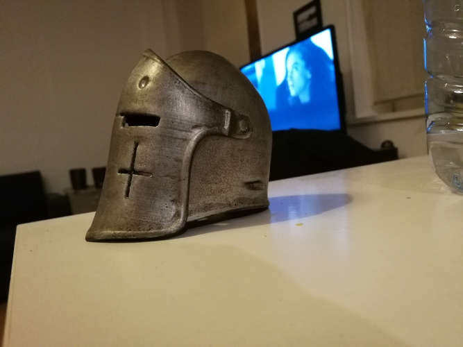 For Honor Warden Helm - Knight 3D Print 20764