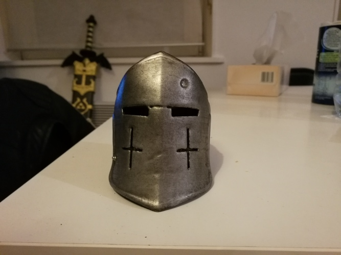 For Honor Warden Helm - Knight 3D Print 20765