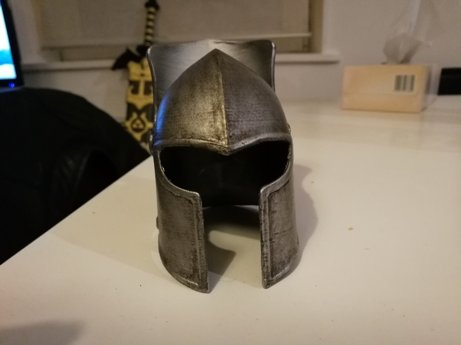 For Honor Warden Helm - Knight 3D Print 20766