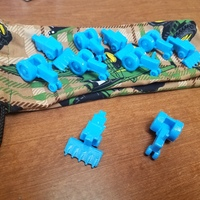 Small The Farming Game 3D Pieces 3D Printing 20864
