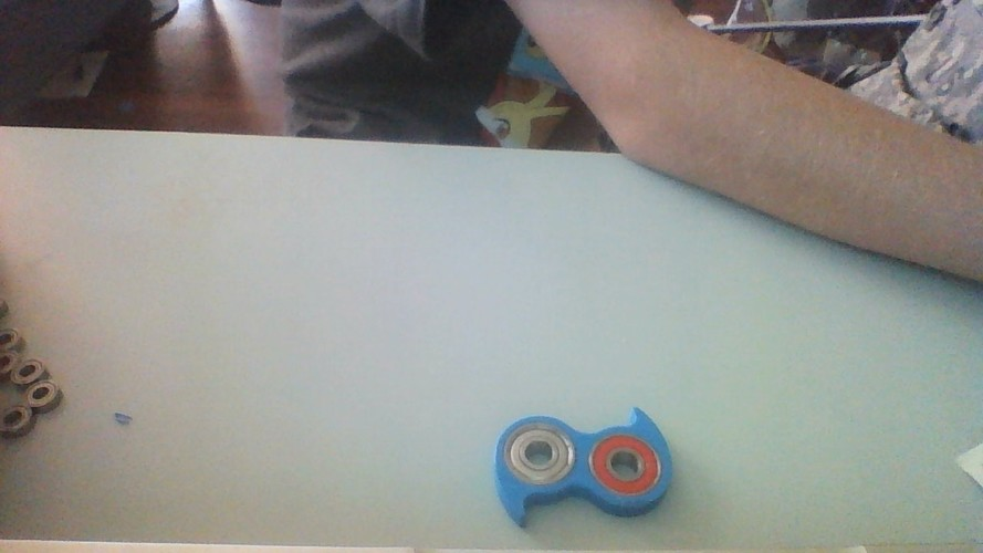 fidget spinner for people with short fingers 3D Print 20868