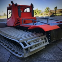 Small PistenBully 1:14 R/C 3D Printing 20899