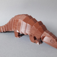 Small Save_Pangolins 3D Printing 20933